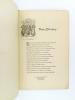 Profils judiciaires - Avocats prés la cour d'appel de Bordeaux ( deuxième série ),  1898-1899. TIXIER, Léon