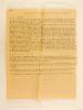 Conseils et cartes destinés aux prisonniers évadés d'Allemagne cherchant à rejoindre la France ou la Suisse  [ Documents originaux ] [ Détail : ] 1 : ...