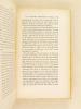 Commodien, Arnobe, Lactance et autres fragments inédits [Contient : ] Commodien, Arnobe, Lactance, fin du cours d'éloquence sacrée - Etude critique ...