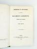 Mémoires et souvenirs du général Maximilien Lamarque, publié par sa famille , Tome Second. LAMARQUE, Général Maximilien