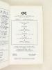 Oc. Revista trimestrala de la Letras Occitanas. [ Année 1959 complète ] Numero 211 - 208-209-210 - Année 1959 Genier-Març de 1959 : Lo Mal de la Terra ...