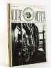 Notre Métier. Revue éditée par la Société Nationale des Chemins de fer français. [ Lot des 5 premiers numéros ] Numéro 1 : 15 Mai 1938 ; numéro 2 : 15 ...