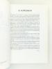 Supplément au Grand Larousse Universel ( 1 vol., supplément au G.L.U. en 15 tomes ). Collectif