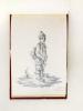 """Album Amicorum [ à """"Anaïs"""", avec 5 dessins et aquarelles ]. Collectif"""
