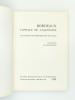 Bordeaux, capitale de l'Aquitaine - un exemple de romanisation en Gaule , Catalogue de l'Exposition ( Musées royaux d'art et d'histoire - ...