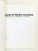 Gaulois et romains en Aquitaine : Protohistoire, Gallo-romain et Haut Moyen Âge (musée d'Aquitaine, 1991). Collectif ; Musée d'Aquitaine ; ZIEGLE, ...