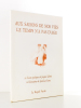 Aux saisons de nos vies, le temps n'a pas d'âge - 12 textes poétiques de Jacques Salomé, 12 illustrations de Jean-Luc Savoy [ exemplaire dédicacé par ...