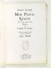 Mon Pauvre Ignacio. Suivi de deux poëmes inédits Plurien et l'Eglise de Plurien [ Edition originale - Avec un poème autographe signé de Maurice ...