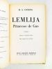 Lemlija Princesse de Gao [ Livre dédicacé par l'auteur ]. COSTINS, R. A.