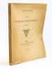 La Couronne douloureuse. Poèmes [ Edition originale - Livre dédicacé par l'auteur ]. GREGH, Fernand