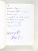 I miei conti la scuola. Cronaca scolastica italiana del secolo XX [ Livre dédicacé par l'auteur ]. MONTI, Augusto