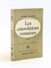 Les Consolations Romaines [ Livre dédicacé par l'auteur ]. SIKORSKA, Andrée