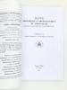 Revue historique et archéologique du Libournais , Tome LXXIX , n° 299 , 1er semestre 2012 - numéro Spécial : Aimée Tessandier ( 1853-1923 ) , de ...