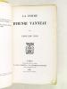 La femme d'Henri Vanneau [ Livre dédicacé par l'auteur à Emile Zola ]. ROD, Edouard