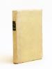 Heures [ Edition originale - Livre dédicacé par l'auteur ]. POICTEVIN, Francis