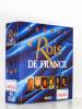 Les Rois de France (lot de 4 classeurs, complet des 7 sections). éditions Atlas ; Grenier, Alexandre (rédact. en chef)