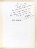 [ Lot de 13 ouvrages numérotés et dédicacés par André Lebois ] XVIIe siècle (Recherches et Portraits) - Anna de Tréogarn - Quercelonde immergée - Vers ...