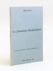 La chronique Raskolnikov [ Livre dédicacé par l'auteur ]. GONTIER, Gilles