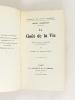 Le Goût de la Vie [ Edition originale ]. BORDEAUX, Henry