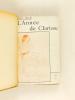 L'Année de Clarisse [ Edition originale - Livre dédicacé par l'auteur ]. ADAM, Paul