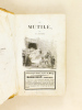 Le Mutilé [ Edition originale ]. SAINTINE, X. B.