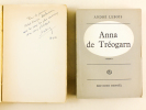 [ Lot de 2 Livres dédicacés et de 4 Lettres autographes signées ] Anna de Tréogarn - Villiers-de-l'Isle-Adam Révélateur du Verbe. LEBOIS, André