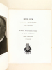 Noces d'Or de M. et Mme Gabriel Delmas mardi 9 novembre et Jubilé Professionnel de M. Gabriel Delmas Samedi 13 novembre MCMXXXVII [ 1938 ]. Collectif