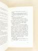 L'Incarico [ Edition originale - Livre dédicacé par l'auteur ]. FIORE, Angelo