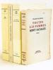 [ Lot de 4 titres dédicacés par l'auteur ] L'éternité parfois - Le rire des pères dans les yeux des enfants - Bergère ô Tour Eiffel - Toutes les ...