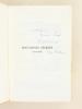 [ Lot de 3 livres dédicacés par l'auteur, auxquels on joint un belle lettre autographe signée ] Documents secrets - La vie seconde - Oeil-de-Dieu Avec ...