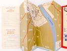 Carte des sorties de Bordeaux - Carte de la région de Bordeaux ( cette carte comporte l'indication des points de vente de Mobilgas Spécial Bi-actif ). ...