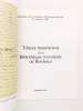 Trésors mauriaciens de la Bibliothèque municipale de Bordeaux : Exposition, Bibliothèque municipale ( 1985 ). Bibliothèque municipale de Bordeaux