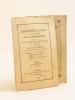 Association viticole de l'arrondissement de Libourne pour l'Etude du Phylloxera et des moyens de le combattre. Premier et Deuxième Fascicule. PIOLA ; ...