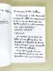Une autre Indochine : mémoires retrouvés [ Edition originale - Livre dédicacé par l'auteur ]. DISTINGUIN, Henry