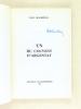 Un du couvent d'Argentat (roman) [ Livre dédicacé par l'auteur ]. MAUREILLE, Paul