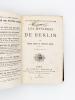 Les aventures de Gaspard van der Gomm ( 2 tomes, complet ) : La Comtesse de Montretout ; Les Mystères de Berlin . TISSOT, Victor ; AMERO, Constant