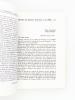 Je commence à devenir dangereux , Choix de lettres de Romain Rolland à sa mère (1914-1916) ( Cahiers Romain Rolland, Cahier 20 ). ROLLAND, Romain ; ...