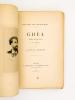 Ghèa - Poésie dramatique, mise en français par Catulle Mendès. GOLDSCHMIDT, Adalbert von ; Catulle Mendès (trad.)
