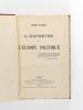 La reconstruction de l'Europe politique [ Edition originale ]. PINON, René