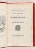 Joies et tribulations d'un Bourricot de Tunisie. ROUSSEAU, Mme Louise ; BELICHON G.