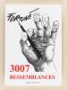 3007 Ressemblances. Album g(r)atinais. [ Caricatures extraites de l'Eclaireur du Gâtinais, de la République du Centre, du Parisien libéré, de la revue ...