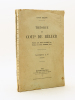 Théorie du Coup de Bélier (2 Volumes - Complet) Vol. I : Notes I à V (Texte) ; Vol. II : Notes I à V (Planches) [ Edition originale de la traduction ...