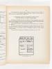 Manuel d'Enseignement Professionnel. Tome III-A : Service Télégraphique ; Tome III-B : Service Téléphonique . Postes et Télécommunications ; Collectif