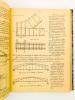 Cours de Ponts Métalliques ( 2 parties reliées en un vol., complet ). GRELOT, M. ( GRELOT, Louis - 1888-1970 ) ; Ecole Nationale des Ponts et ...