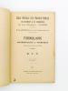 Formulaire mathématique et technique ( Extraits des cours de l'école ) - E.T.P. Ecole spéciale des Travaux Publics, du bâtiment et de l'industrie. ...