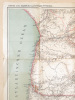 Karte von Kamerun, bearbeitet von M. Moisel H 1 , 2 : Kribi [ Echelle 1 / 300.000 ]. MOISEL, Max