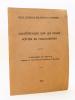 Conférences sur les Ponts voûtés en Maçonnerie. Ecole Nationale des Ponts et Chaussées. 1957. GUILLEBOT DE NERVILLE, M.