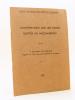 Conférences sur les Ponts voûtés en Maçonnerie. Ecole Nationale des Ponts et Chaussées. 1954. GUILLEBOT DE NERVILLE, M.