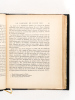 Louis XIII. Extraits des mémoires du Temps recueillis par J.-B. Ebeling. EBELING, J. B. ; HENRIOT, Emile
