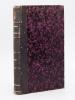 La Musique à Bordeaux. Revue Mensuelle. Première Année 1877 [ Edition originale ]. LOQUIN, Anatole ; [ LAVIGNE, Paul ]